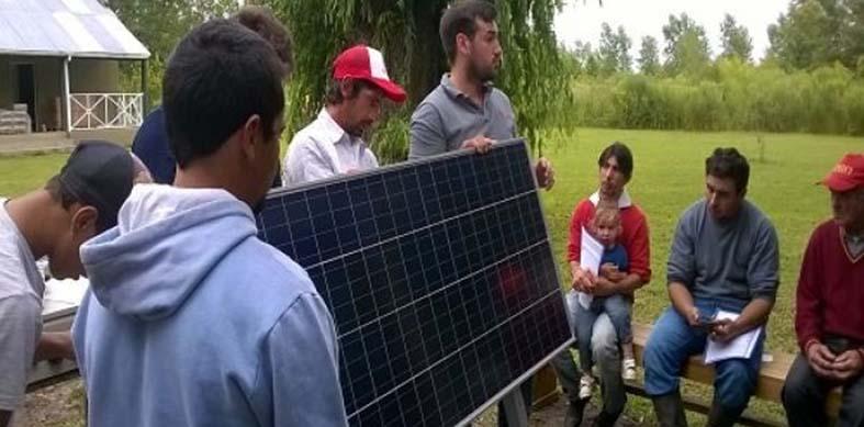 Con energía solar, productores del Delta ahorrarán hasta 5.000 pesos por mes