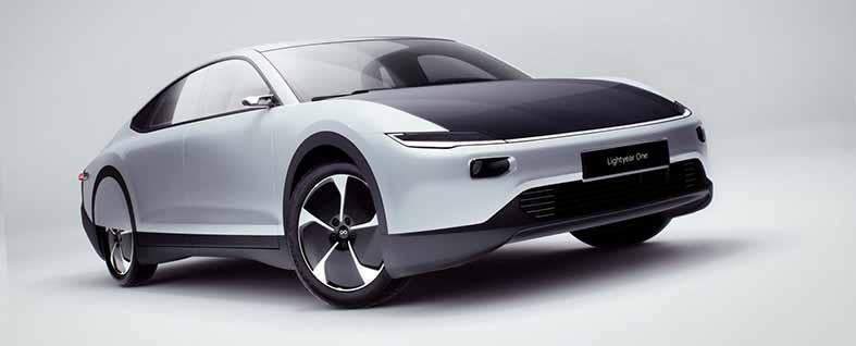 Aparecerá en 2021 Lightyear One, el auto solar que promete 725 kilómetros de autonomía