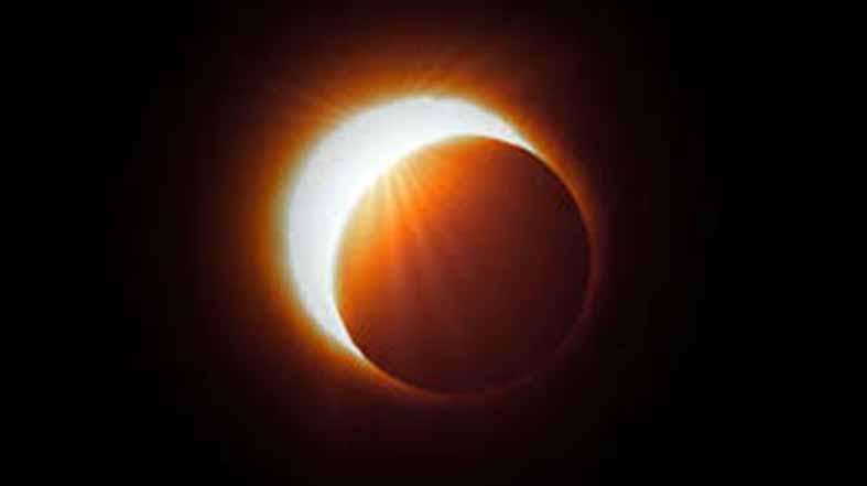 Comunidad en Movimiento activó con el eclipse solar total