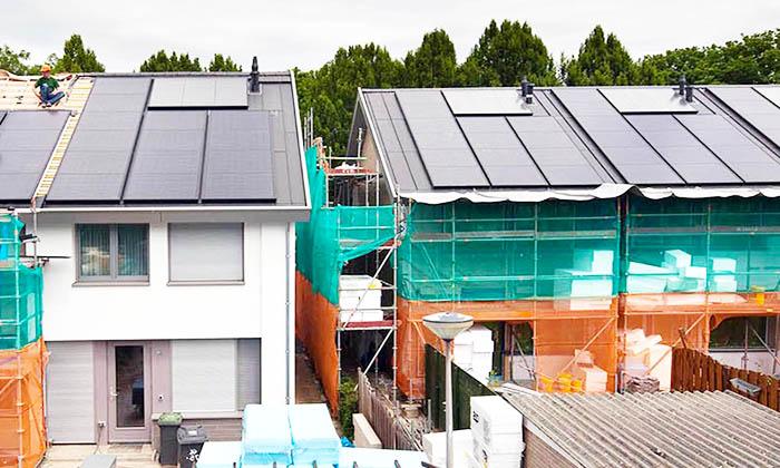 荷兰住宅加装太阳能发电板计划延长数年,对私人