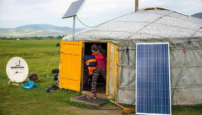 Могут ли солнечные батареи и ветряки принести рубли в дом