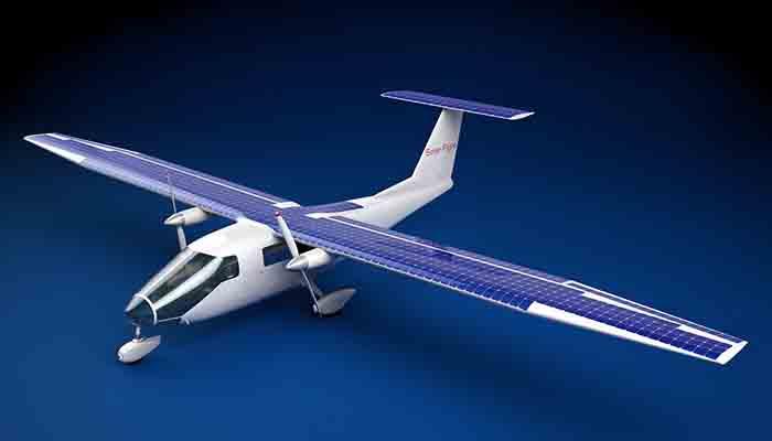 黑科技!波音采用太阳能造出人类历史上第一款永续飞行器
