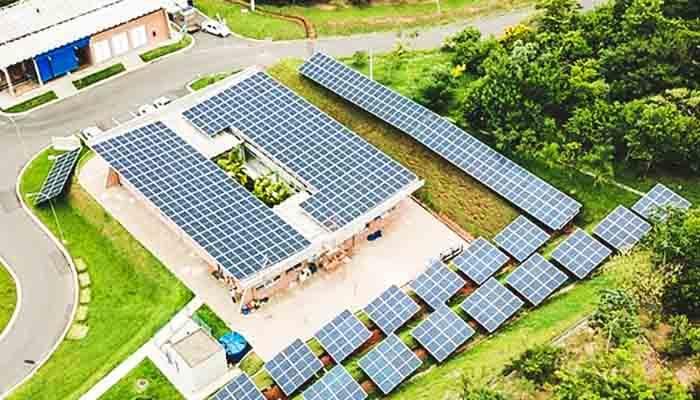 Energia solar no tratamento de esgoto é implantada em Mogi Mirim