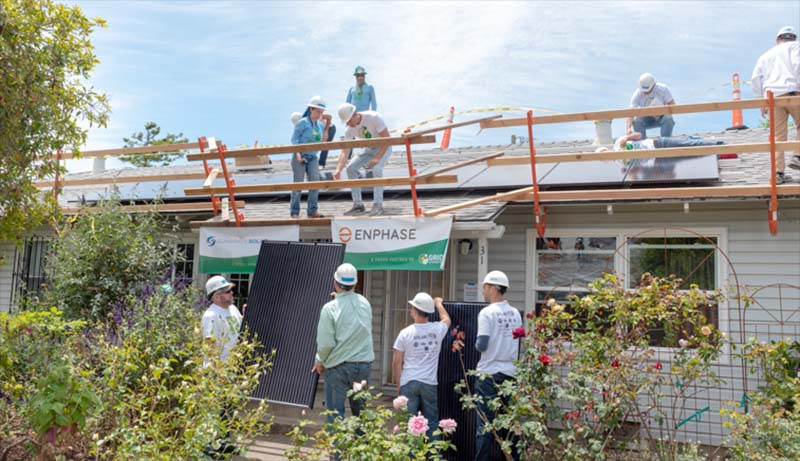 enphase-renews-low-income-solar-partnership-with-grid
