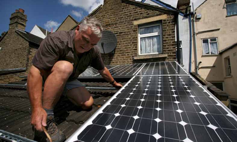 Consumers with solar panels could be able to sell excess electricity back to the grid in future