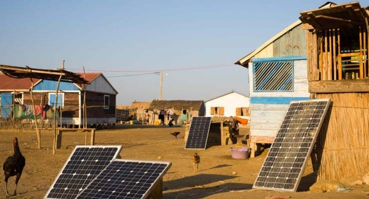 Le Togo investit dans l'énergie solaire pour l'électrification rurale