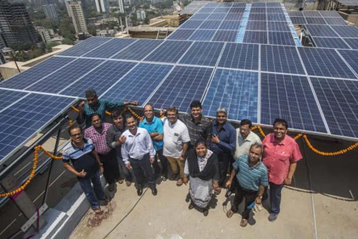 सौर ऊर्जा व जल संरक्षण आज समय की जरूरत