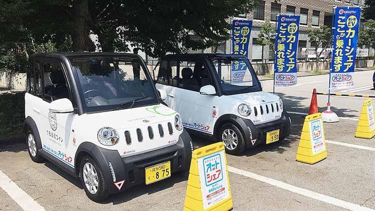 太陽光でevにワイヤレス充電、出光興産が千葉県で