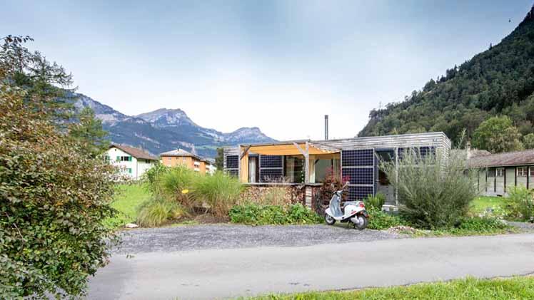 «Микродома» в Швейцарии: феномен и юридические барьеры