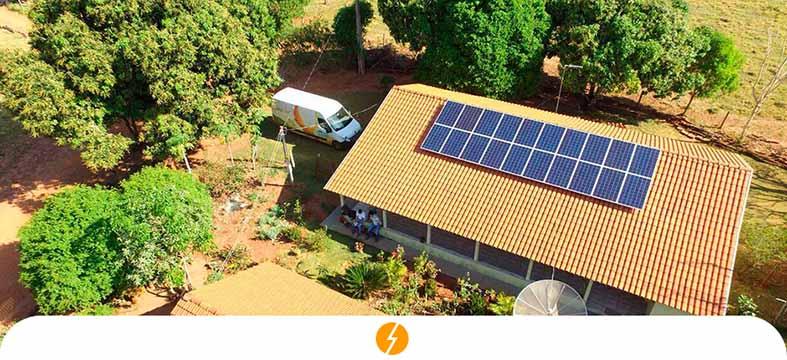 Projeto de Lei quer criar sistema de compensação de Energia Solar para micro e mini produtores
