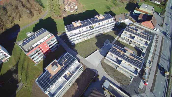 A Saint-Gall, la blockchain a boosté la consommation locale d'énergie solaire
