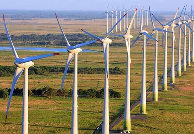 Немецкая компания выбирает площадку в Башкирии для ветропарка на 200 МВт