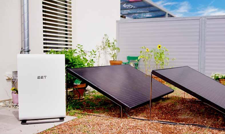 ETT cria aparelho portátil de energia solar