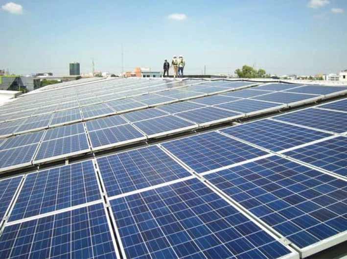 Projek solar hibrid, mikro hidro bekal elektrik di Kampung Walou