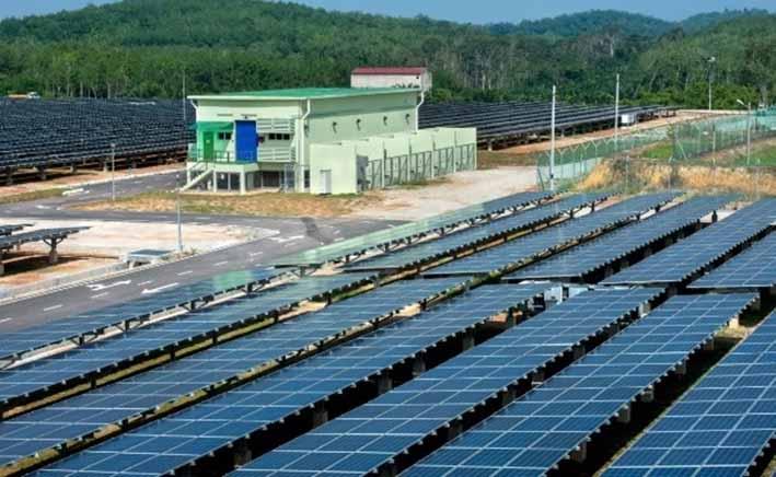 Tenaga solar ubah kehidupan Penan di Long Liwok